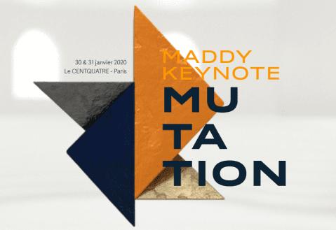 Eranova à la Maddy keynote 2020